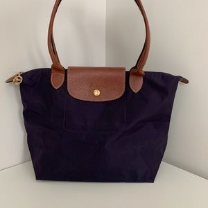 Long champ le pliage tote